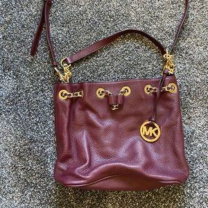REAL MK Michael Kors purse/crossbody satchel
